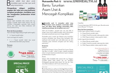 Nutrasetika Pack 12 Promo