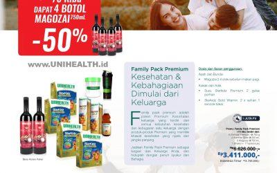 Family Pack Premium+75