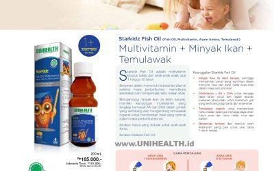Starkidz Fish Oil