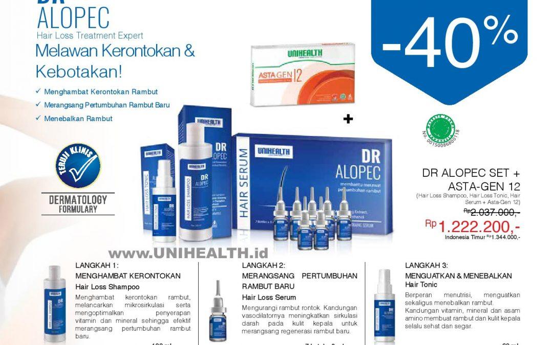 Dr Alopec Set + Astagen 12