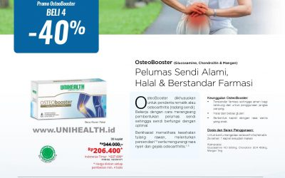 OsteoBooster Promo