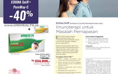 Echina SNIFF+ Pureway C
