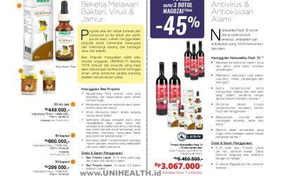 Nutrasetika Pack 15 Promo
