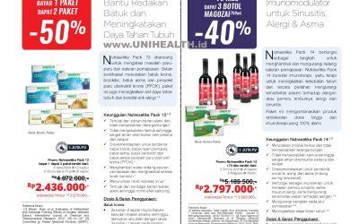 Nutrasetika Pack 14 Promo
