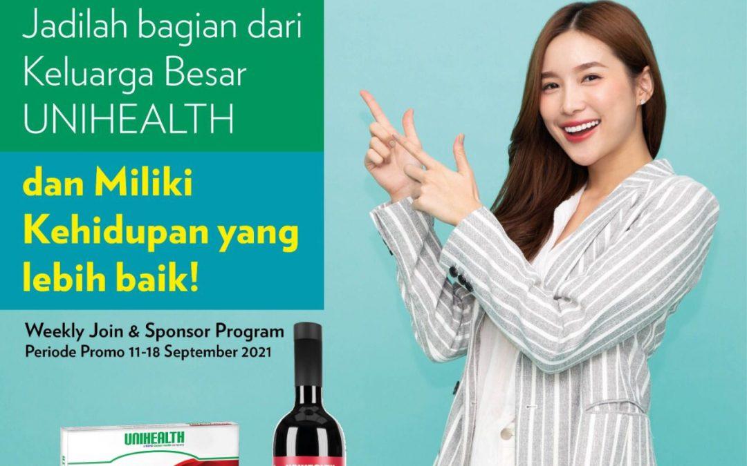 Promo ke 2 September 2021