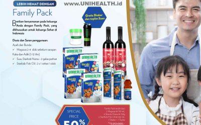 Family Pack Promo
