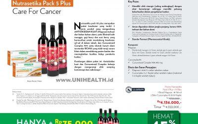 Nutrasetika Pack 5 Plus