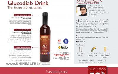 Glucodiab Drink Promo