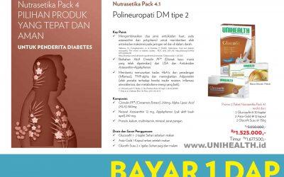 Nutrasetika Pack 4.1 Promo