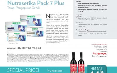 Nutrasetika Pack 7 Plus