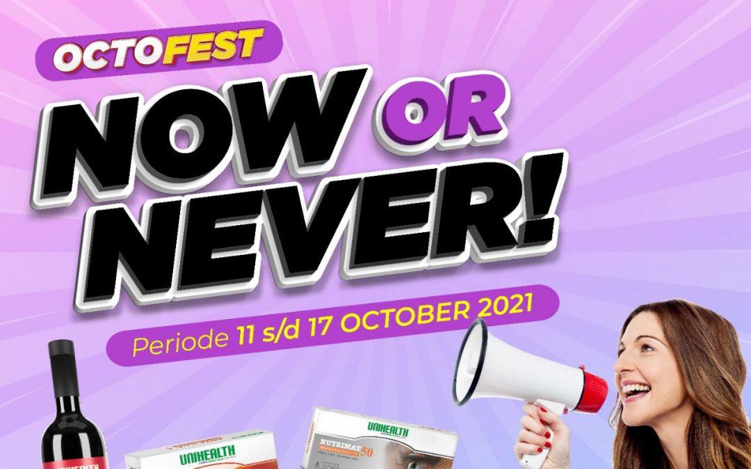 Promo ke 2 Oktober 2021